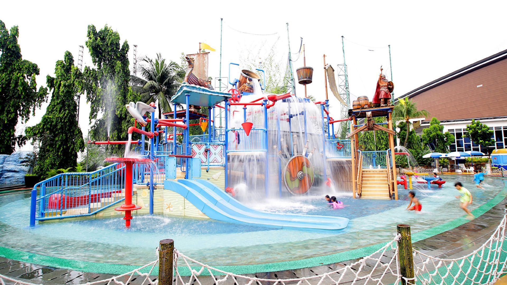 Nearby attraction | Pondok Indah Water Park