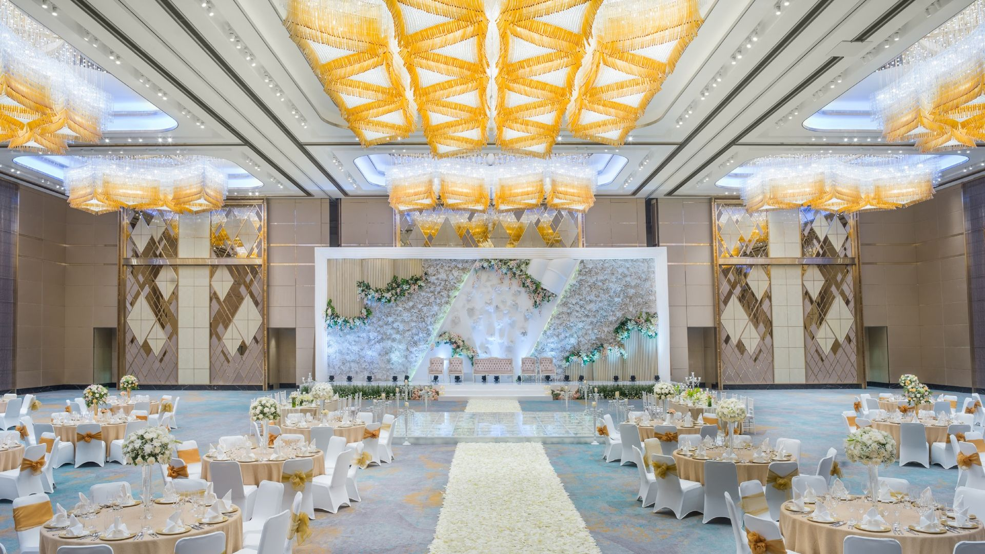 | An awe-inspiring Wedding Venue in Jakarta