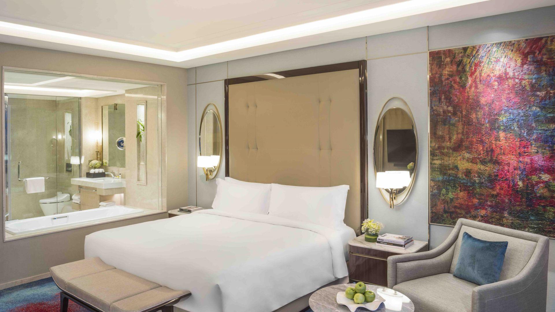 Luxury Hotel In Jakarta Intercontinental Pondok Indah
