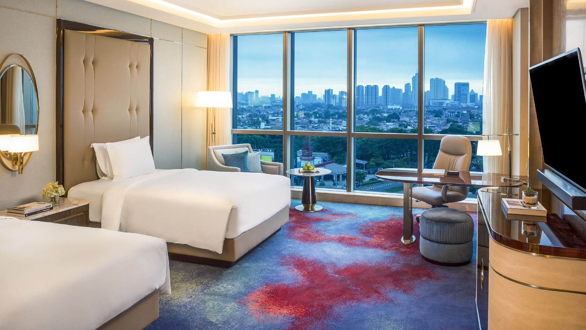 | Twin Bed Club InterContinental