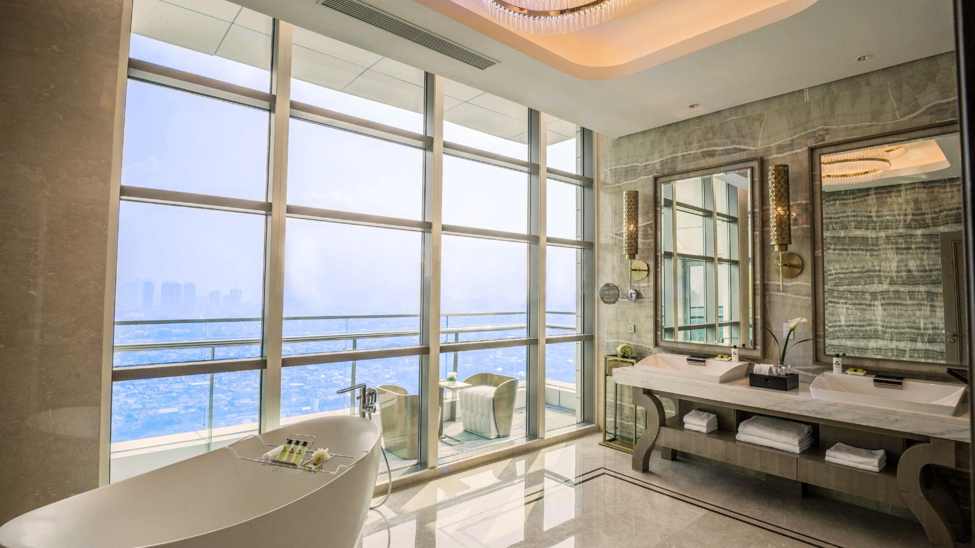 Jakarta Rooms Suites Luxury Hotel South Jakarta