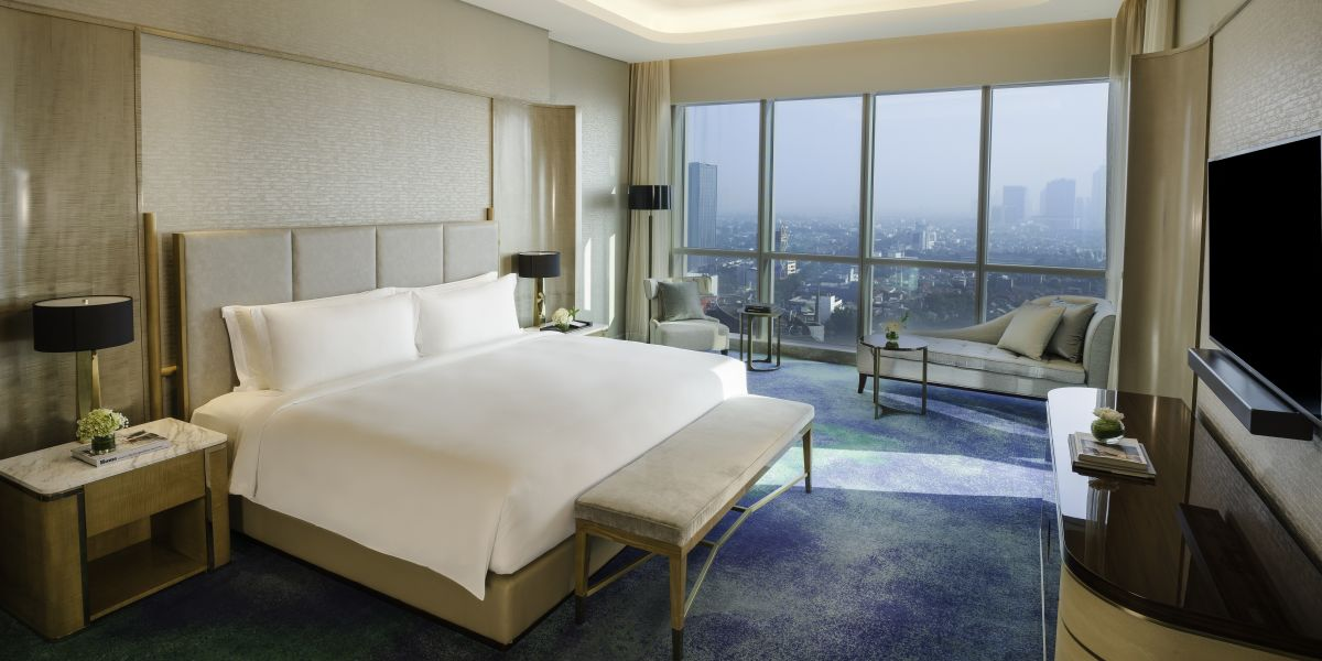 Presidential Suite - The Largest Hotel Room in Jakarta