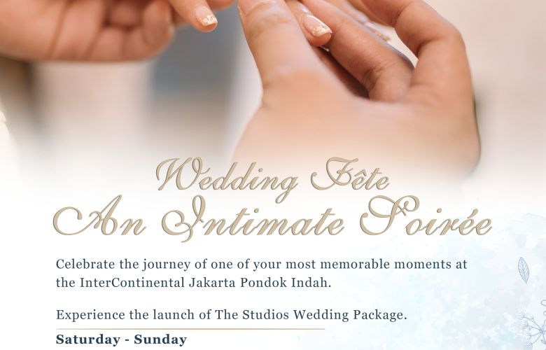 Wedding Fête - An Intimate Soiree