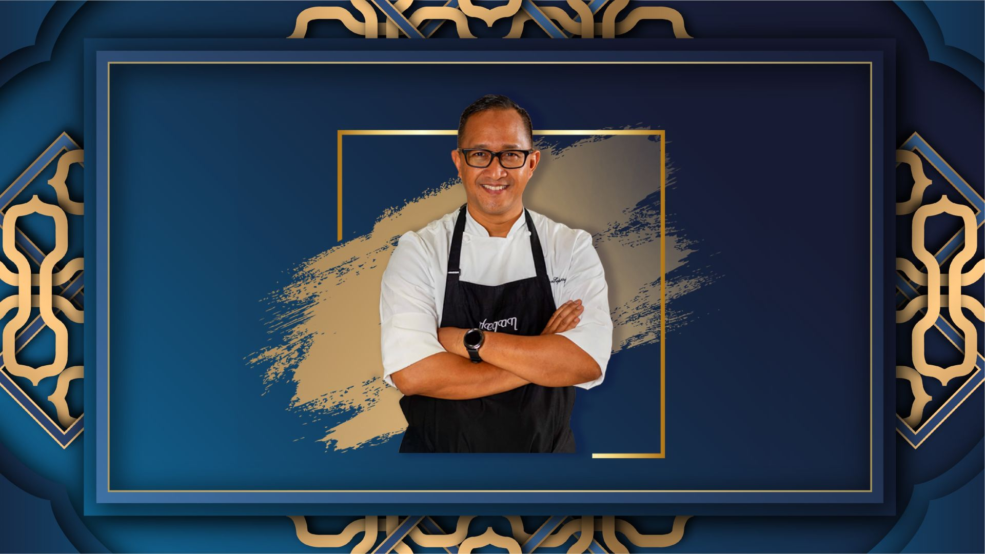 Royal Iftar Celebration | 13 April - 12 May | Guest Chef Degan Septoadji - Judge of MasterChef...